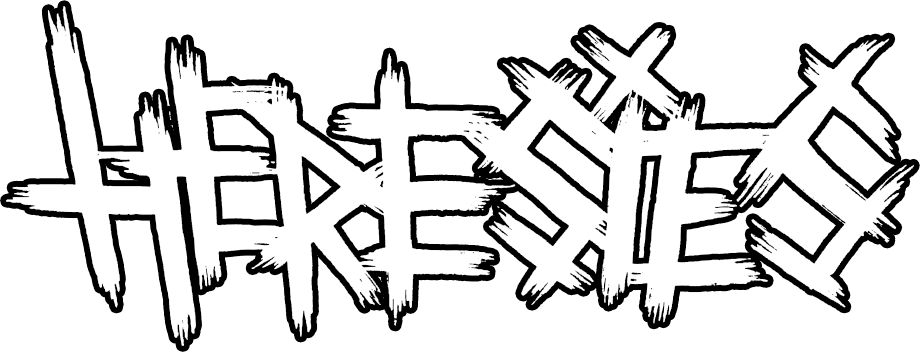 HERESIES  official website