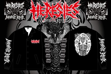 HERESIES 2018 First Products Reservation