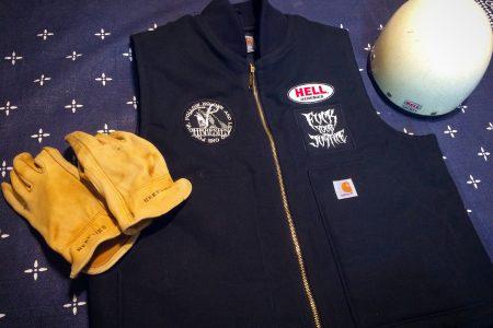 HERESIES x Carhartt Work Vest