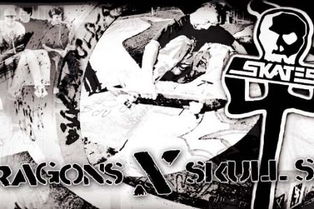 RED DRAGON x SKULL SKATES COLLABORATION ITEM RESERVATION
