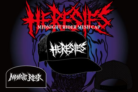 HERESIES MIDNIGHT RIDER MESH CAP & CAMO SHORTS RESERVATION