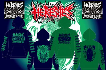 HERESIES 2018 F/W PULLOVER RESERVATION