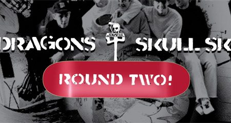 RED DRAGON x SKULL SKATES COLLABORATION ITEM ROUND TWO RESERVATION