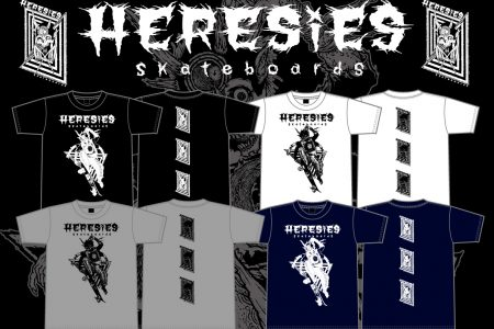 HERESIES 2019 RISE ABOVE Artwork by MxExG RESERVATION