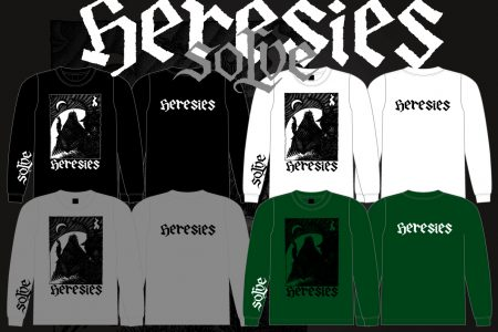 HERESIES 2019 SOLVE Artwork by KAZUHIRO IMAI RESERVATION