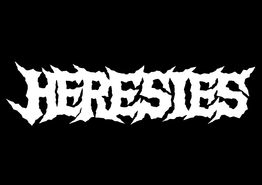 HERESIES 2020 NEW LOGO by SUGI