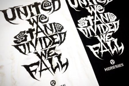 団結すれば立ち、分裂すれば倒れる。