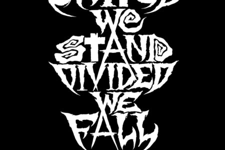 UNITED WE STAND DIVIDED WE FALL Artwork by MxExG