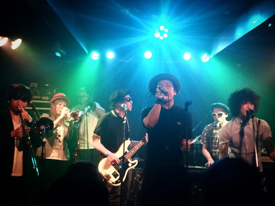 Mr.BLOOD From KEMURI & THE REDEMPTION