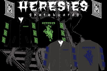 HERESIES 2019 Last Products Reservation