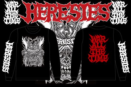 HERESIES 2020 First Products Reservation
