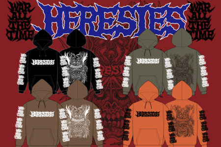 HERESIES 2020 Second Products Reservation